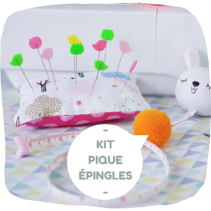 KIT couture pique epingles lilaxel