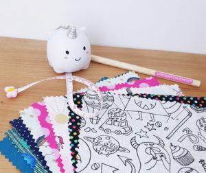 kit couture débutant enfant lilaxel - le pique-épingles
