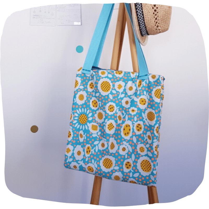 atelier couture enfant lorient caudan papa ours - sac serviette de plage - lilaxel