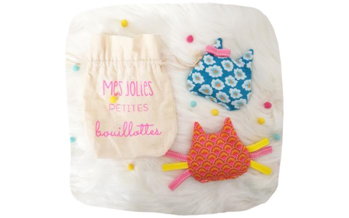 atelier couture lilaxel ploemeur - bouillottes