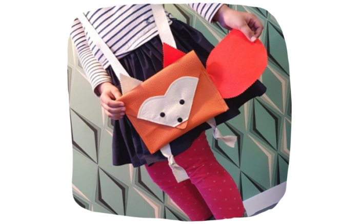 atelier couture lilaxel ploemeur - sac renard