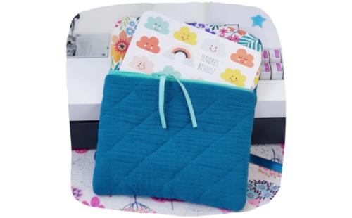 atelier couture lilaxel ploemeur - pochette à courrier