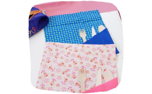 atelier couture lilaxel ploemeur - serviette
